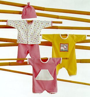 Kwik Sew Baby Clothes 2978