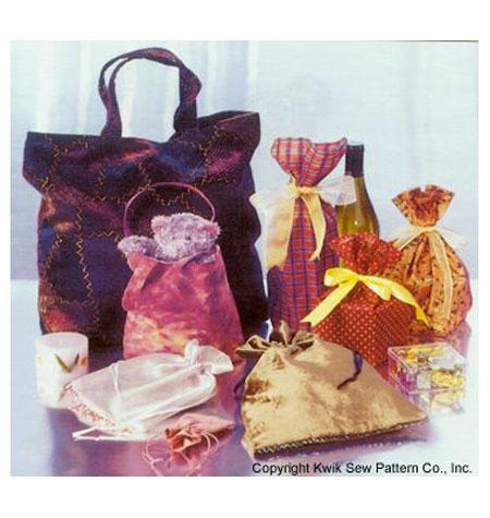 Kwik Sew Gift Bags 3031