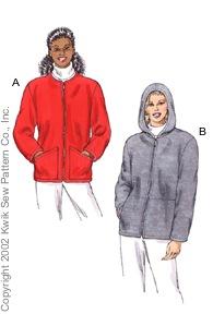 Kwik Sew Misses' Jackets 3085