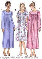 Kwik Sew 3106 Pattern