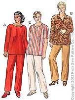 Kwik Sew 3203 Pattern