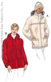 Kwik Sew Misses Jackets & Hat 3259