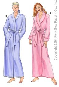 Kwik Sew Misses Robes 3264