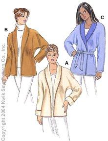 Kwik Sew Misses Jackets 3292