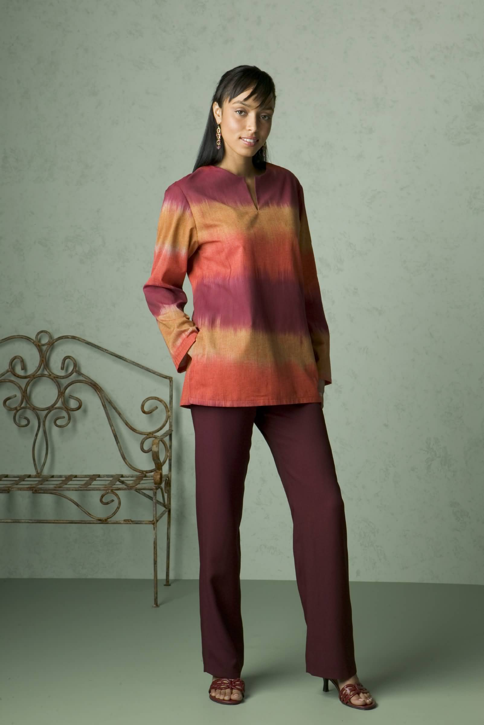 Kwik Sew Pullover Tops 3302
