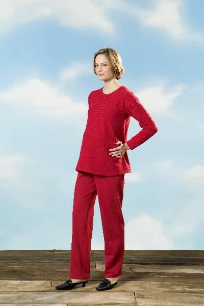 Kwik Sew Misses Maternity Tops, Pants and Shorts 3325
