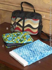 Kwik Sew Crafts Bags & Cases 3355