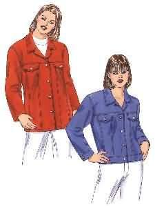 Kwik Sew Jackets 3369