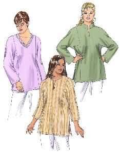 Kwik Sew Tunics 3371