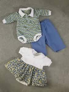 Kwik Sew Bodysuits & Pants 3375