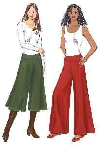 Kwik Sew Pants 3384