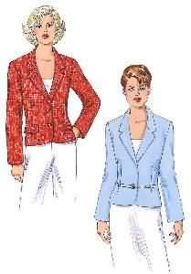Kwik Sew Jackets 3386