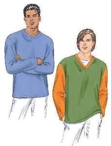 Kwik Sew Shirts 3388