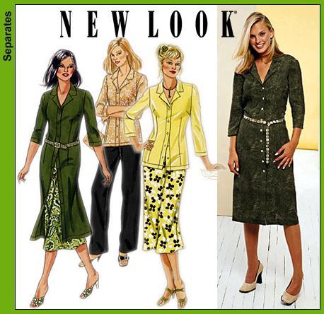 New Look  6033
