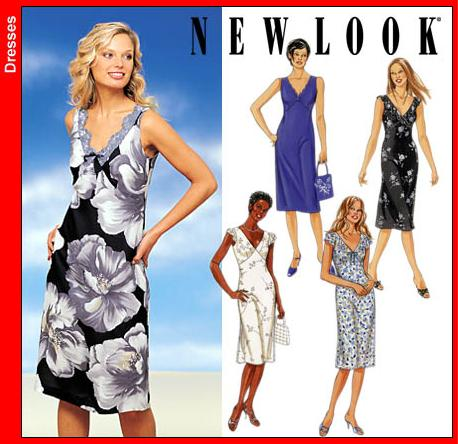 New Look Misses Dress 6064OOP