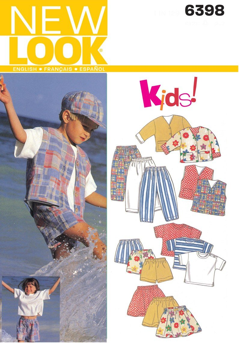 New Look Child Separates 6398