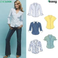 New Look 6407 Pattern