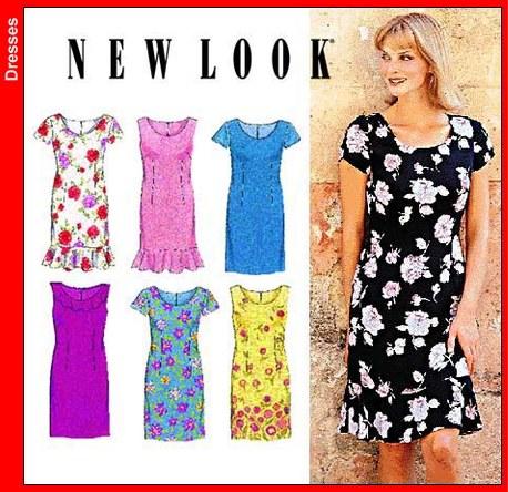 New Look Misses Dress 6717