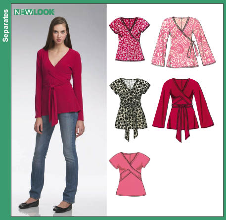 New Look Knit Wardrobe 6729