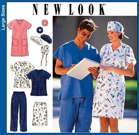 New Look Unisex Scrubs 6777