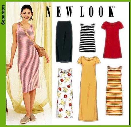 New Look  6871OOP