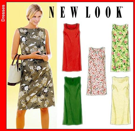 New Look Misses Dress 6939OOP