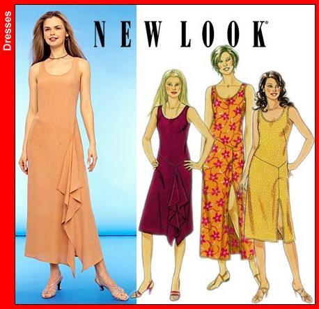 New Look Misses Dress 6965OOP
