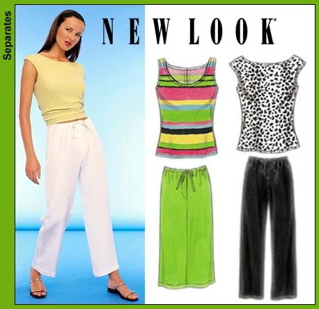 New Look Tank Top (from summer wardrobe 6977OOP