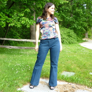 Sewaholic Patterns 1203
