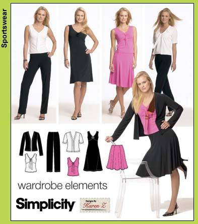 Simplicity  4697