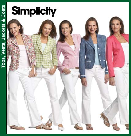 Simplicity  4698