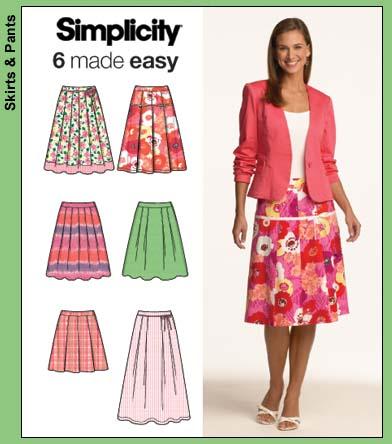 Simplicity  4703