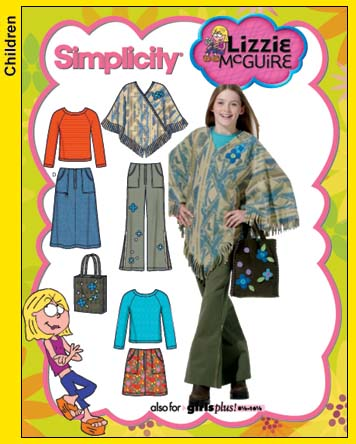 Simplicity Lizzie McQuire 4897