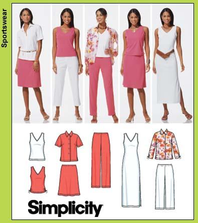 Simplicity  4992