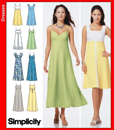 Simplicity Design your own 4996