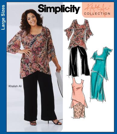 Simplicity  5107