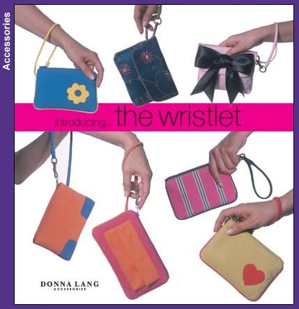 Simplicity The Wristlet 5184