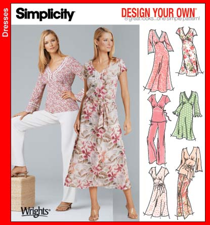Simplicity Design your own 5193