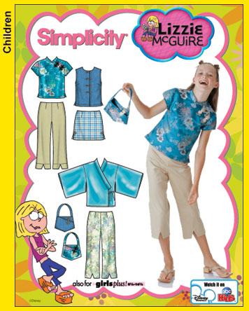Simplicity Lizzie McGuire 5220