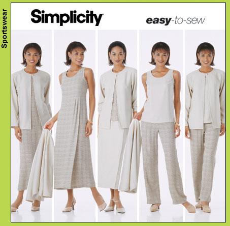 Simplicity  5345