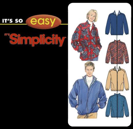Simplicity  5387