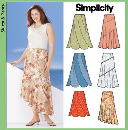 Simplicity  5510