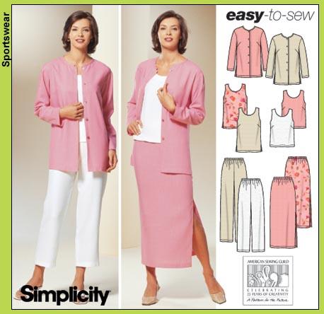 Simplicity ASG 5687
