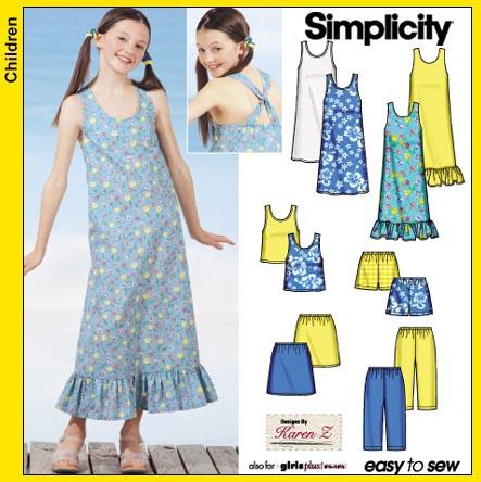 Simplicity  5986