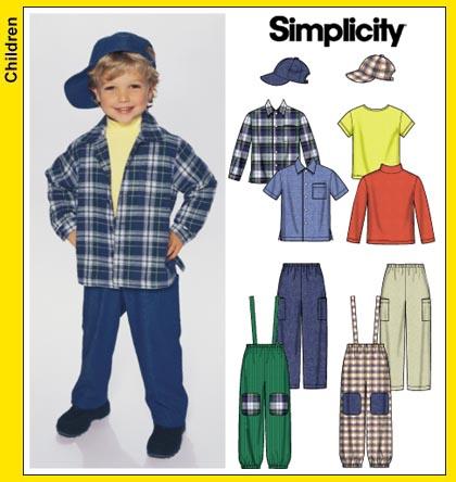 Simplicity  7036