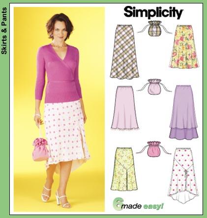 Simplicity 6 made easy 7090
