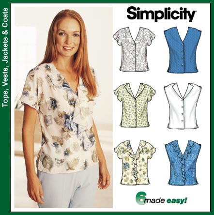 Simplicity  7176