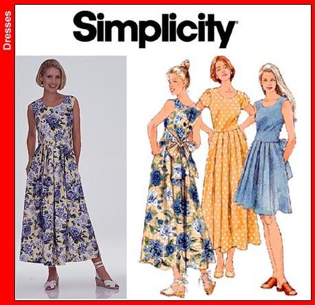 Simplicity  8165