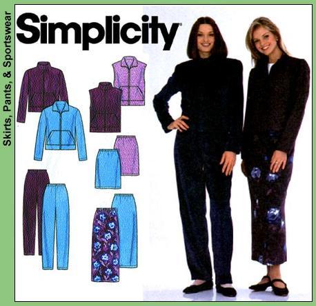 Simplicity  8398