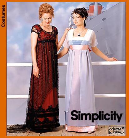 Simplicity  8399